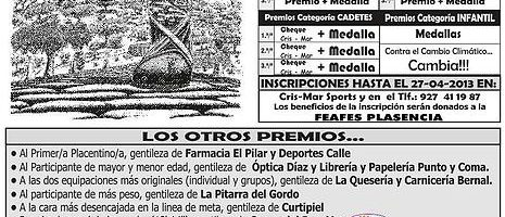 XI Cross Popular 'Camino del Puerto'