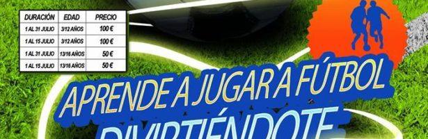 XII Campus escuela de fútbol UPP