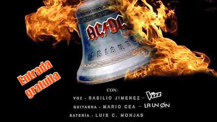 Concierto de 'Back to Hell'