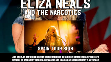 Concierto de 'Eliza Neals & The Narcotics'