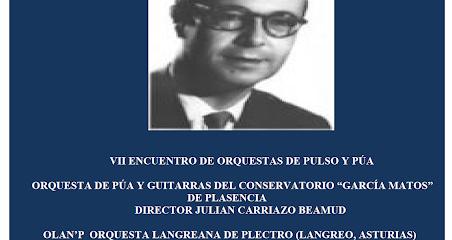 Concierto VII Jornadas Nacionales de Música de Plectro 'García...
