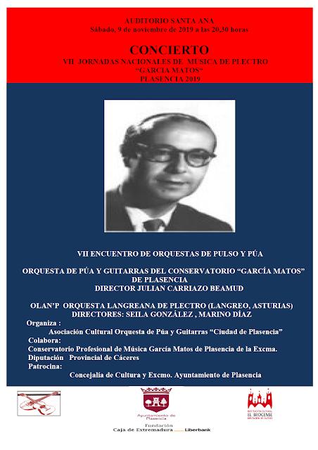 Concierto García Matos
