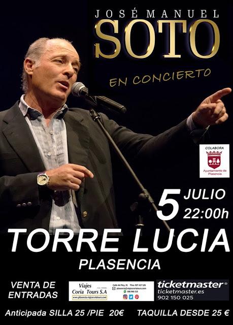 Concierto Jose Manuel Soto Plasencia