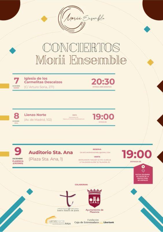 concierto Morri Ensemble