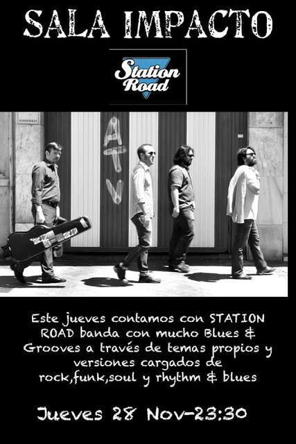 Concierto Station Road