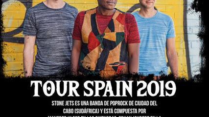 Concierto de 'Stone Jets'