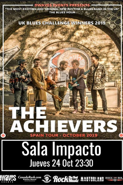 Concierto The Achievers