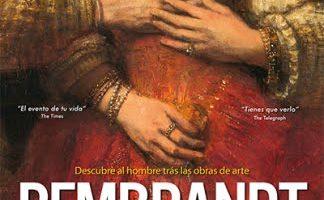 Cine con arte: Rembrandt