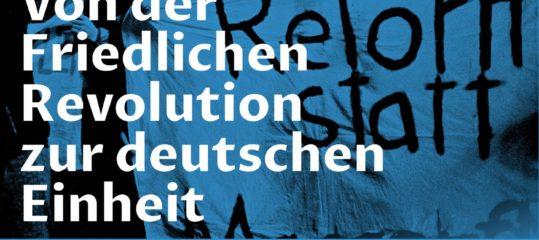 Exposición '30 años de la caída del Muro de Berlín'