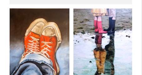 Exposición de pintura 'Caminando'
