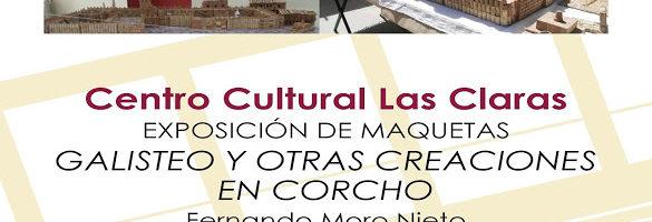 Exposición 'Galisteo y otras creaciones en corcho'