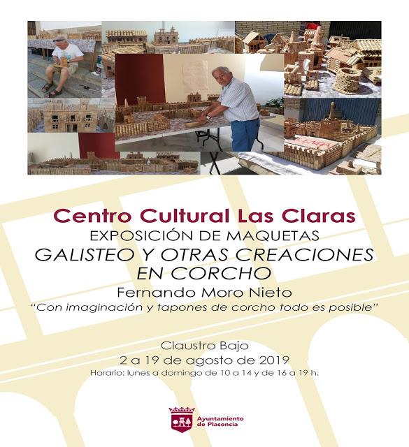 Exposición Galisteo Plasencia