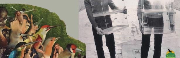 """Exposición: """"La Naturaleza en Transición, del lienzo al..."""