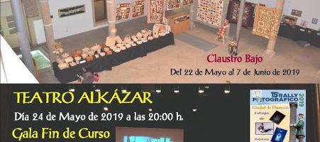 Gala Fin de curso de la Universidad Popular de Plasencia