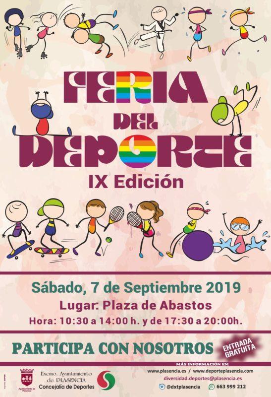 Feria Deporte Plasencia