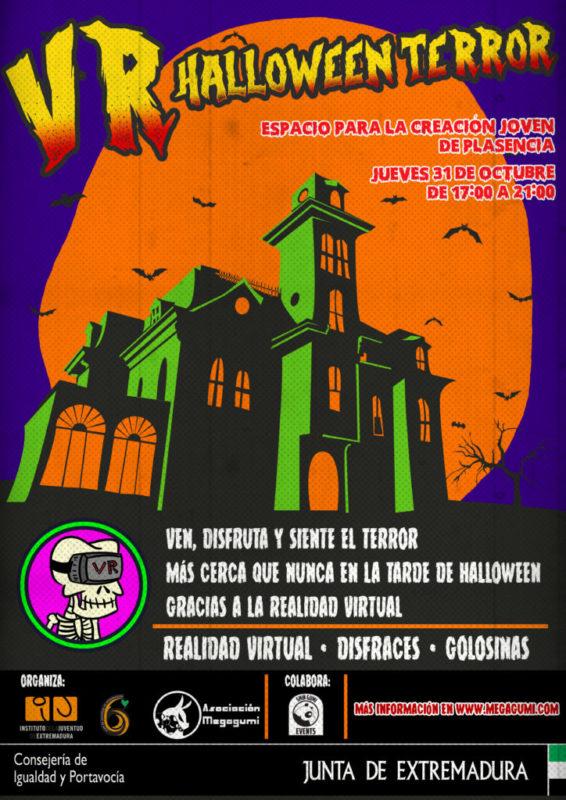 Halloween Plasencia 2019