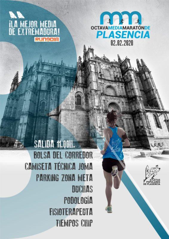 VIII Media Maratón Popular 'Ciudad de Plasencia'