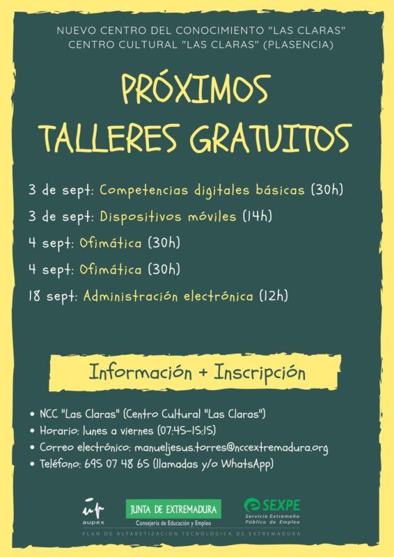 NCC Las Claras Plasencia