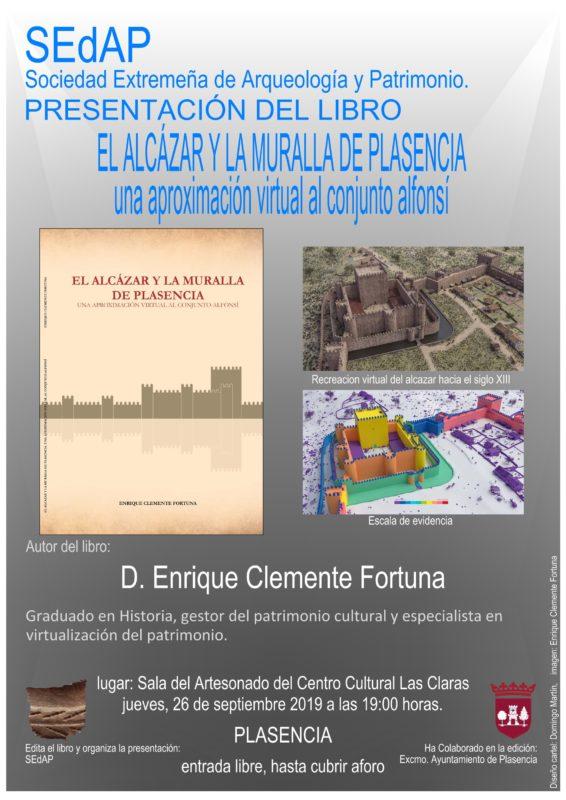 Presentación libro Plasencia
