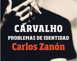 Presentación de la novela 'Carvalho: problemas de identidad'