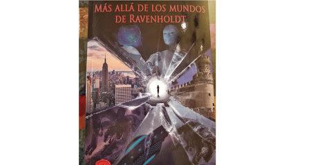 Presentación del libro 'Más allá de los mundos de Ravenholdt'