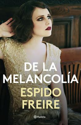 presentación libro de la melancolía