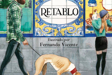 Presentación del libro 'Retablo'