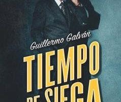 Presentación de la novela 'Tiempo de siega'