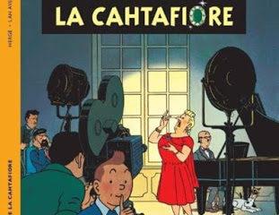 Presentación del libro Tintín y ah Jalajah de la Cahtafiore
