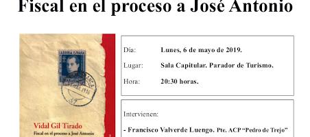 Presentación del libro 'Vidal Gil Tirado