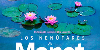 Cine con arte: Los nenúfares de Monet