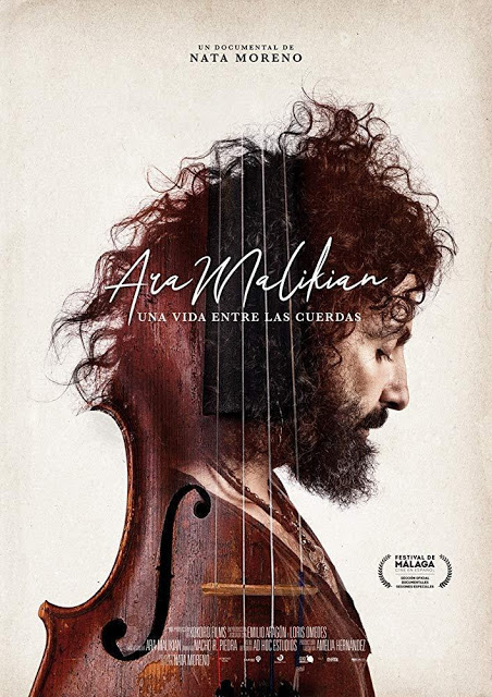 proyeccion documental ara malikian