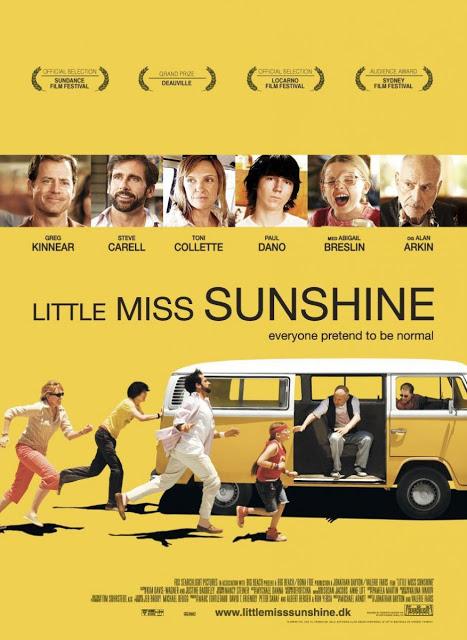 proyección Little Miss Sunshine Plasencia