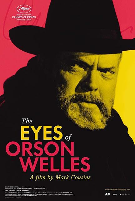 Proyección mirada de Orson Welles