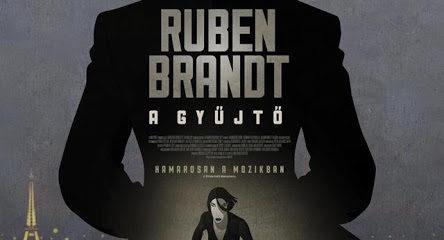 Proyección del largometraje de animación 'Ruben Brandt,...