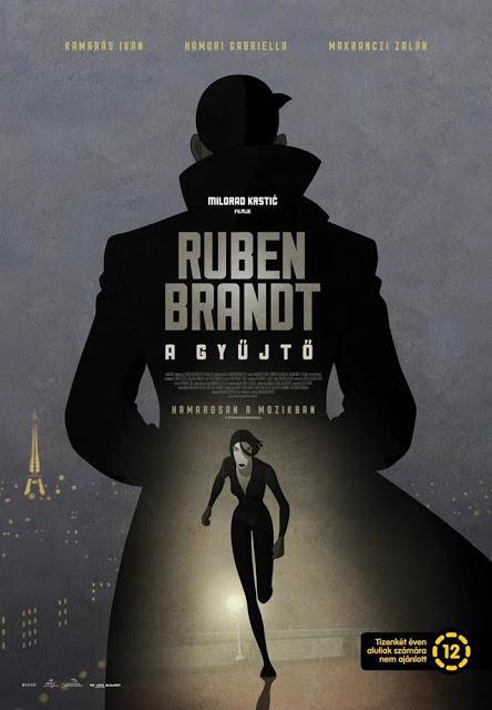 Proyección Ruben Brandt