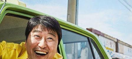 Proyección de 'A Taxi Driver: los héroes de Gwangju'