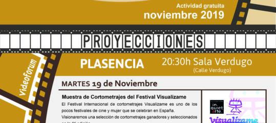Proyecciones del proyecto 'Enfoncando el cine, desenfocando...
