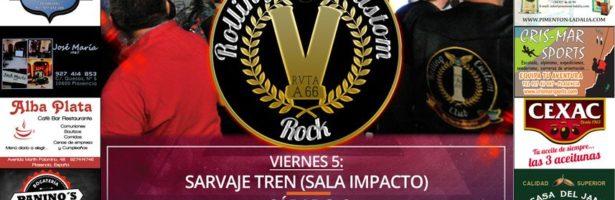 V Festival Rolling Custom Rock