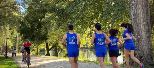 Segunda Quedada Media Maratón Plasencia 2020