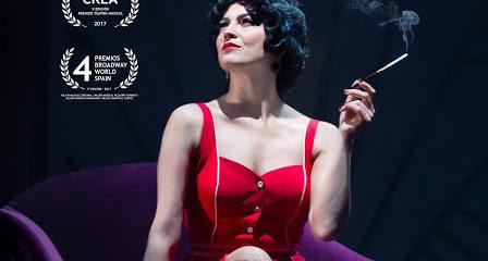 Teatro musical 'Mi última noche con Sara'
