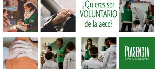 Voluntariado de la AECC