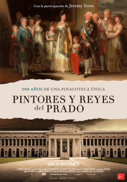 Cine con arte: Pintores y Reyes del Prado.