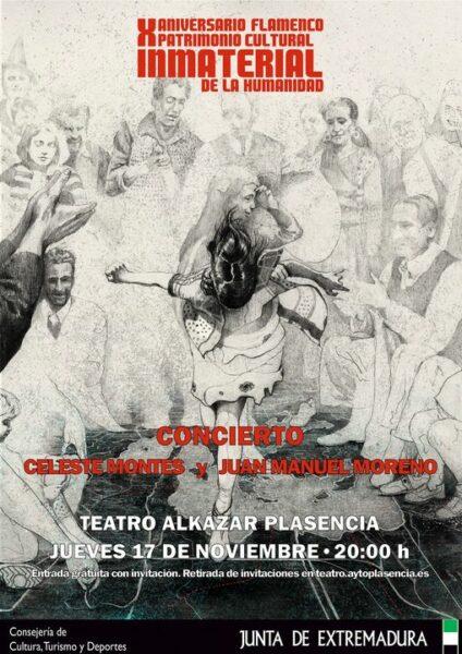 Concierto Flamenco Patrimonio de la Humanidad