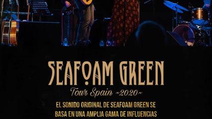 Concierto de 'Seafoam Green'