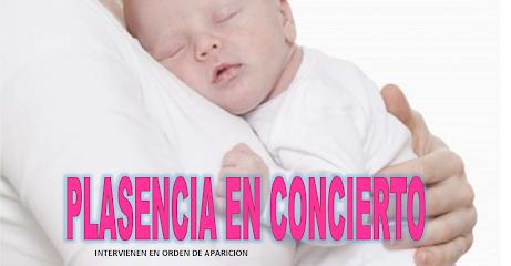 Gala solidaria 'Plasencia en concierto'