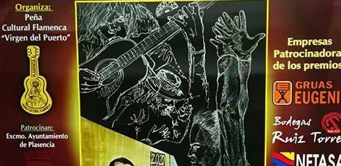 XXI Concurso de Cante Flamenco 'Mayorga-Ciudad de Plasencia'