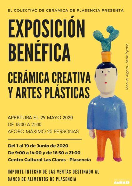 Exposición benéfica Plasencia