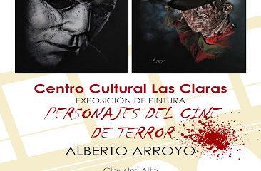 Exposición 'Personajes del cine de terror'