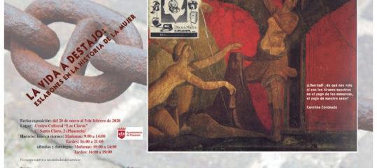 Exposición 'La vida a destajo: eslabones en la historia de la...